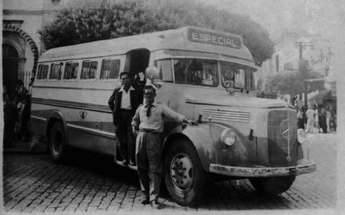 ônibus da Parque das Nações