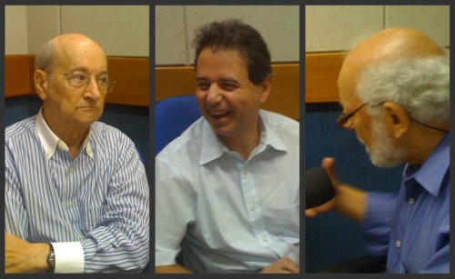 Wilhein, Bucalen e Luiz Carlos