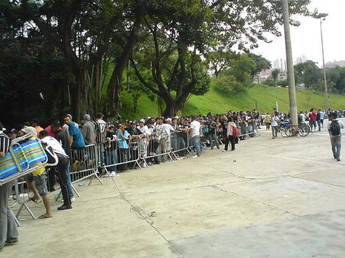 Corinthians fila