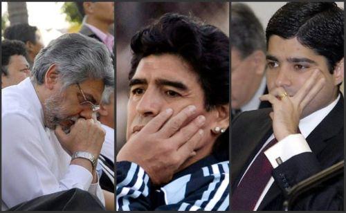 Lugo, Maradona, ACM Neto e a força da palavra