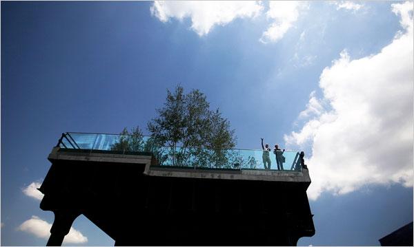 High Line conquistou nova-iorquinos desde a inauguração em junho