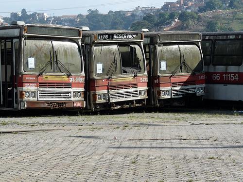 Depósito de ônibus