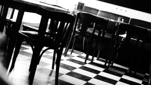 Mesa de bar por Julianrod, em Flickr