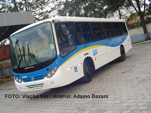 Ônibus a biodiesel