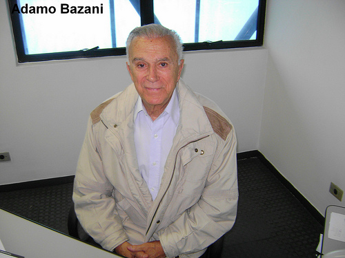 Empresário Sebastião Passarelli