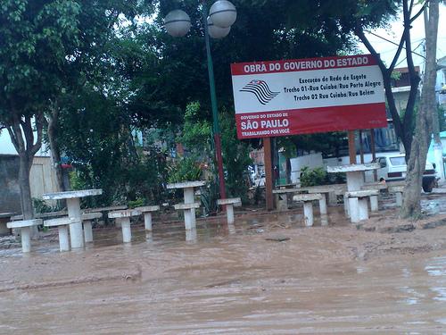 Osasco pós-enchente