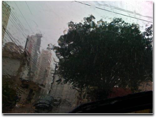 Chove em São Paulo