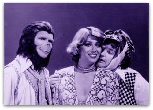 Planeta dos Homens e o macaco Sócrates