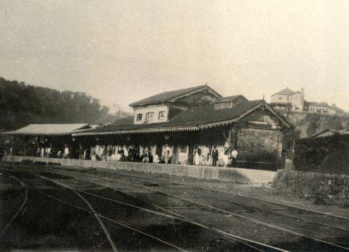 FOTO 2 - Paranapiacaba no final dos anos de 1890