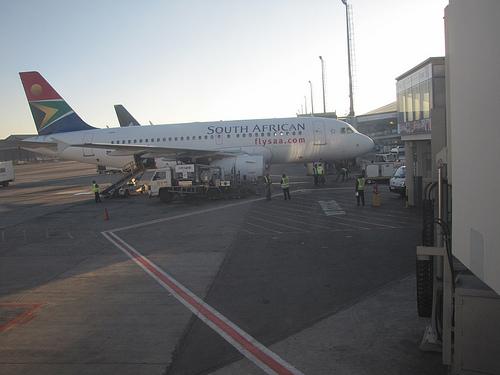 Aeroporto Johannesburgo