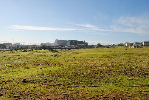 Distrito 6 na cidade do Cabo