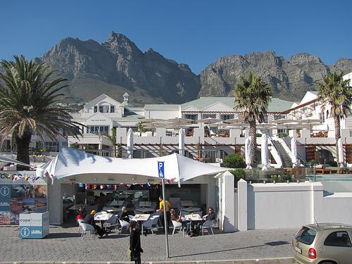 Cap Bay e Table Montain