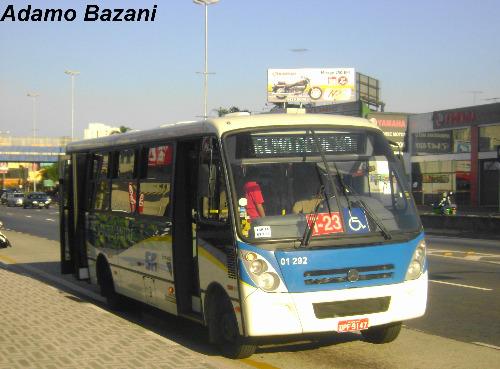 Curuçá, micro-ônibus em Santo André