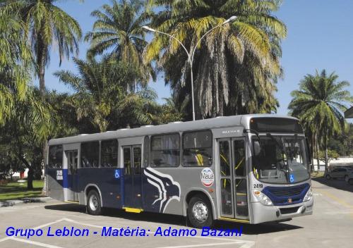 Ônibus da Leblon