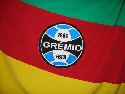 Bandeira do RS e do Grêmio