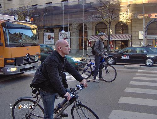 bicicleta rua