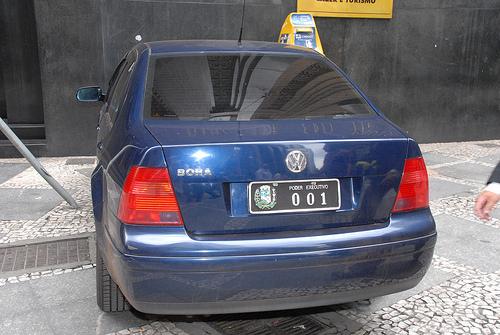 Carro oficial
