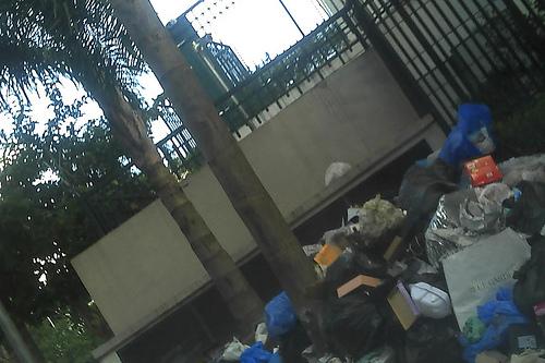 Lixão de luxo