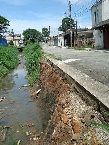 Córrego na Rosária