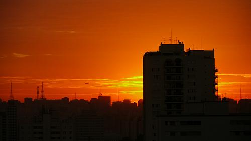 Aurora paulistana