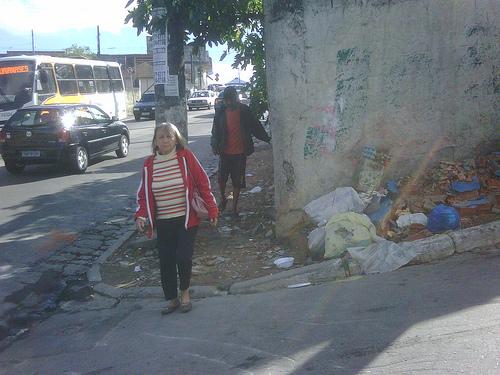 Calçada de Guaianazes