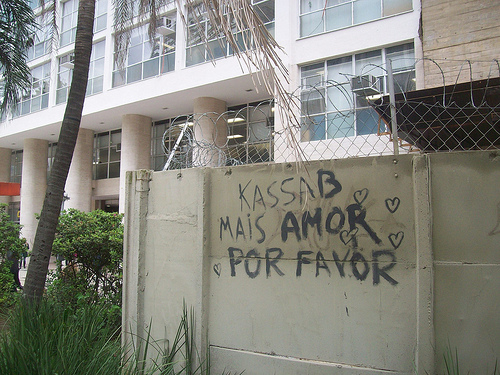 Tapume do amor