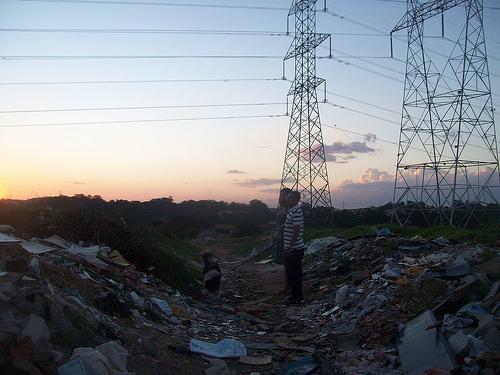Lixão no Grajau