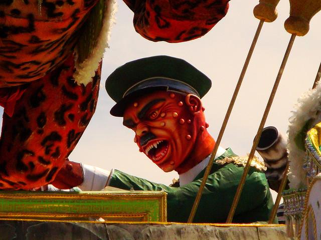 Carnaval no Sesc Pompeia