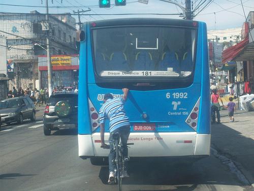 Carona no ônibus