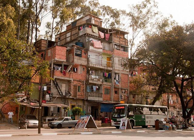 Favela-prédio