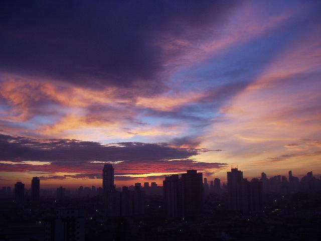 O sol nasce na Mooca