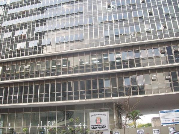 Câmara Municipal São Paulo