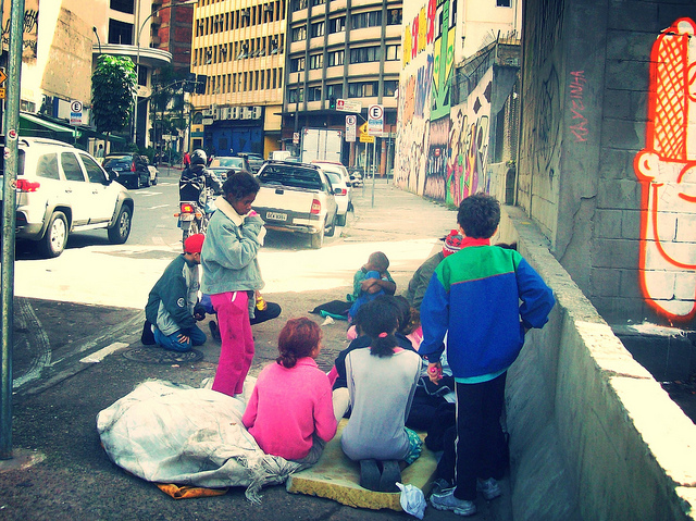 Crianças de rua