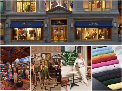 798924c8e Café com pólo na nova loja conceito da Ralph Lauren em Nova Iorque ...