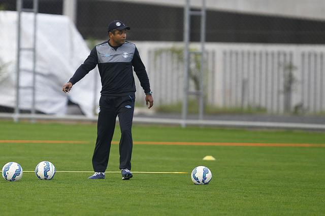 Confio mais em Roger do que em superstição (foto Grêmio Oficial no Flickr)