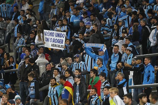 Time precisa agora de todo o apoio do torcedor (foto do Grêmio Oficial no Flickr)