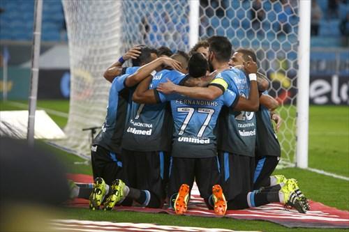 055052585e Avalanche Tricolor  o Grêmio privilegia a diversidade na busca do gol