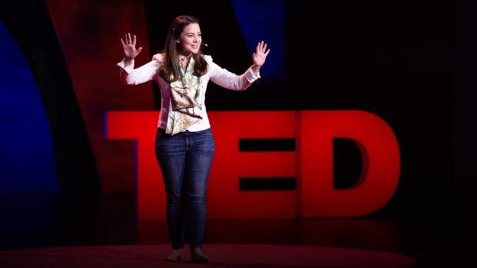 TED@BCG - October 3, 2018 at Princess of Wales Theatre, Toronto, Ontario, Canada