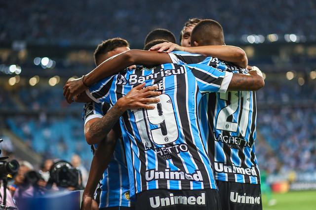 Gremio x Rosario Central