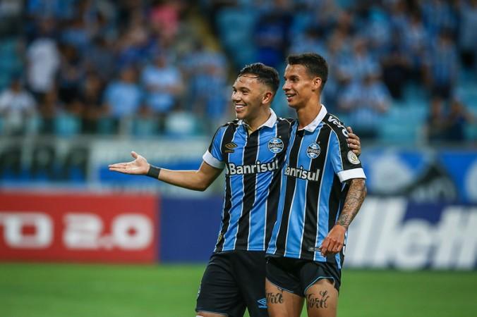 Gremio x Cruzeiro