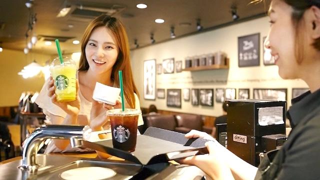 Starbucks-Korea